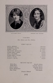 Page 95, 1926 Edition, Pulaski High School - Oriole Yearbook (Pulaski, VA) online yearbook collection