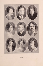 Page 19, 1928 Edition, Pulaski High School - Oriole Yearbook (Pulaski, VA) online yearbook collection