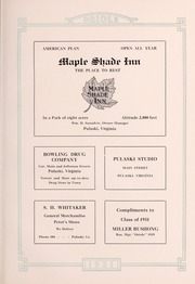 Page 139, 1931 Edition, Pulaski High School - Oriole Yearbook (Pulaski, VA) online yearbook collection