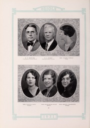 Page 22, 1931 Edition, Pulaski High School - Oriole Yearbook (Pulaski, VA) online yearbook collection