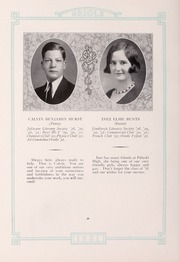Page 44, 1931 Edition, Pulaski High School - Oriole Yearbook (Pulaski, VA) online yearbook collection