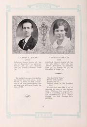 Page 52, 1931 Edition, Pulaski High School - Oriole Yearbook (Pulaski, VA) online yearbook collection