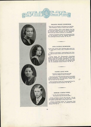 Page 30, 1932 Edition, Pulaski High School - Oriole Yearbook (Pulaski, VA) online yearbook collection