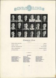 Page 56, 1932 Edition, Pulaski High School - Oriole Yearbook (Pulaski, VA) online yearbook collection