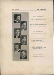 Page 18, 1933 Edition, Pulaski High School - Oriole Yearbook (Pulaski, VA) online yearbook collection