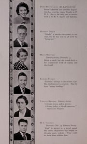 Page 70, 1937 Edition, Pulaski High School - Oriole Yearbook (Pulaski, VA) online yearbook collection