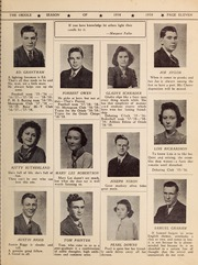 Page 15, 1939 Edition, Pulaski High School - Oriole Yearbook (Pulaski, VA) online yearbook collection