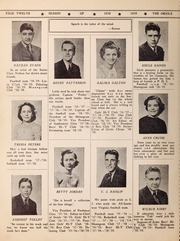 Page 16, 1939 Edition, Pulaski High School - Oriole Yearbook (Pulaski, VA) online yearbook collection