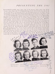 Page 32, 1940 Edition, Pulaski High School - Oriole Yearbook (Pulaski, VA) online yearbook collection