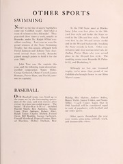 Page 75, 1940 Edition, Pulaski High School - Oriole Yearbook (Pulaski, VA) online yearbook collection