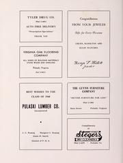 Page 90, 1940 Edition, Pulaski High School - Oriole Yearbook (Pulaski, VA) online yearbook collection
