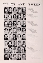 Page 22, 1941 Edition, Pulaski High School - Oriole Yearbook (Pulaski, VA) online yearbook collection