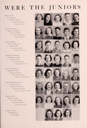 Page 23, 1941 Edition, Pulaski High School - Oriole Yearbook (Pulaski, VA) online yearbook collection