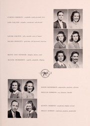 Page 27, 1941 Edition, Pulaski High School - Oriole Yearbook (Pulaski, VA) online yearbook collection