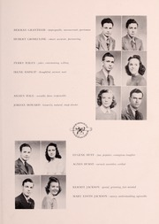 Page 29, 1941 Edition, Pulaski High School - Oriole Yearbook (Pulaski, VA) online yearbook collection