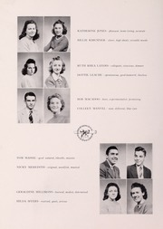 Page 30, 1941 Edition, Pulaski High School - Oriole Yearbook (Pulaski, VA) online yearbook collection