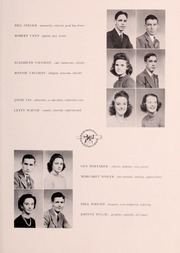 Page 33, 1941 Edition, Pulaski High School - Oriole Yearbook (Pulaski, VA) online yearbook collection