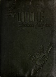 Pulaski High School - Oriole Yearbook (Pulaski, VA) online yearbook collection, 1942 Edition, Page 1