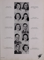 Page 17, 1944 Edition, Pulaski High School - Oriole Yearbook (Pulaski, VA) online yearbook collection
