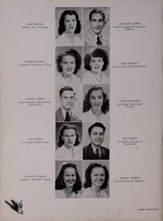 Page 24, 1944 Edition, Pulaski High School - Oriole Yearbook (Pulaski, VA) online yearbook collection