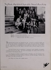 Page 41, 1944 Edition, Pulaski High School - Oriole Yearbook (Pulaski, VA) online yearbook collection