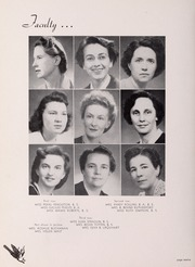 Page 16, 1945 Edition, Pulaski High School - Oriole Yearbook (Pulaski, VA) online yearbook collection