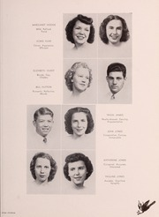 Page 23, 1945 Edition, Pulaski High School - Oriole Yearbook (Pulaski, VA) online yearbook collection