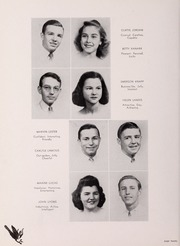 Page 24, 1945 Edition, Pulaski High School - Oriole Yearbook (Pulaski, VA) online yearbook collection