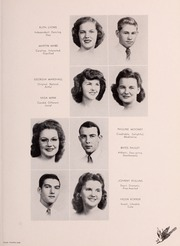 Page 25, 1945 Edition, Pulaski High School - Oriole Yearbook (Pulaski, VA) online yearbook collection