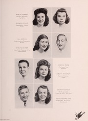 Page 27, 1945 Edition, Pulaski High School - Oriole Yearbook (Pulaski, VA) online yearbook collection