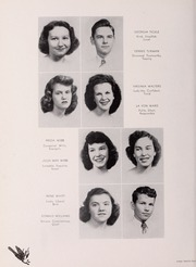 Page 28, 1945 Edition, Pulaski High School - Oriole Yearbook (Pulaski, VA) online yearbook collection