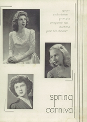 Page 55, 1946 Edition, Pulaski High School - Oriole Yearbook (Pulaski, VA) online yearbook collection