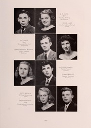 Page 17, 1947 Edition, Pulaski High School - Oriole Yearbook (Pulaski, VA) online yearbook collection