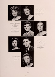 Page 29, 1947 Edition, Pulaski High School - Oriole Yearbook (Pulaski, VA) online yearbook collection