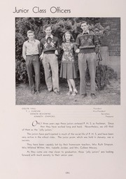 Page 30, 1947 Edition, Pulaski High School - Oriole Yearbook (Pulaski, VA) online yearbook collection