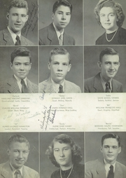 Page 22, 1949 Edition, Pulaski High School - Oriole Yearbook (Pulaski, VA) online yearbook collection