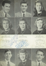 Page 24, 1949 Edition, Pulaski High School - Oriole Yearbook (Pulaski, VA) online yearbook collection