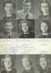 Page 26, 1949 Edition, Pulaski High School - Oriole Yearbook (Pulaski, VA) online yearbook collection