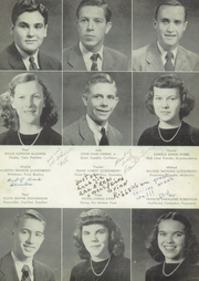 Page 27, 1949 Edition, Pulaski High School - Oriole Yearbook (Pulaski, VA) online yearbook collection