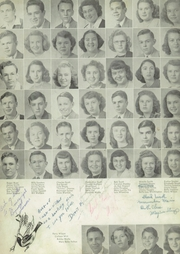 Page 34, 1949 Edition, Pulaski High School - Oriole Yearbook (Pulaski, VA) online yearbook collection