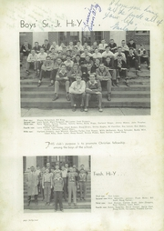 Page 48, 1949 Edition, Pulaski High School - Oriole Yearbook (Pulaski, VA) online yearbook collection