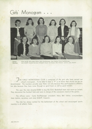 Page 58, 1949 Edition, Pulaski High School - Oriole Yearbook (Pulaski, VA) online yearbook collection