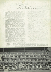Page 62, 1949 Edition, Pulaski High School - Oriole Yearbook (Pulaski, VA) online yearbook collection
