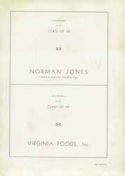 Page 95, 1949 Edition, Pulaski High School - Oriole Yearbook (Pulaski, VA) online yearbook collection