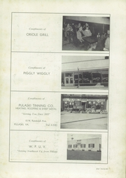Page 99, 1949 Edition, Pulaski High School - Oriole Yearbook (Pulaski, VA) online yearbook collection