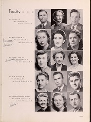 Page 15, 1950 Edition, Pulaski High School - Oriole Yearbook (Pulaski, VA) online yearbook collection