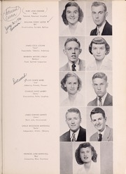 Page 25, 1950 Edition, Pulaski High School - Oriole Yearbook (Pulaski, VA) online yearbook collection
