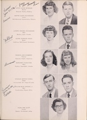 Page 27, 1950 Edition, Pulaski High School - Oriole Yearbook (Pulaski, VA) online yearbook collection