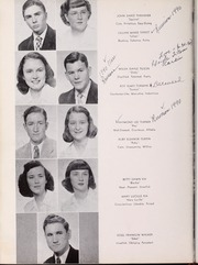 Page 30, 1950 Edition, Pulaski High School - Oriole Yearbook (Pulaski, VA) online yearbook collection
