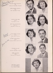 Page 31, 1950 Edition, Pulaski High School - Oriole Yearbook (Pulaski, VA) online yearbook collection